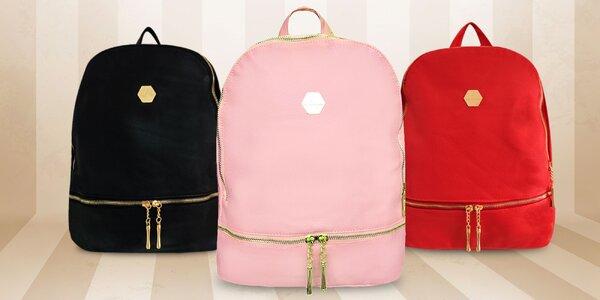 Dámske batohy Eighty&Ninety v 5 jarných farbách