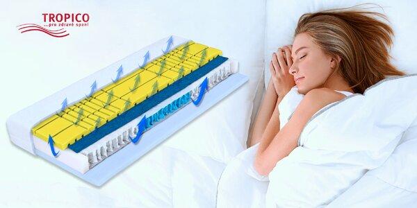 Vzdušné a vysoké značkové matrace