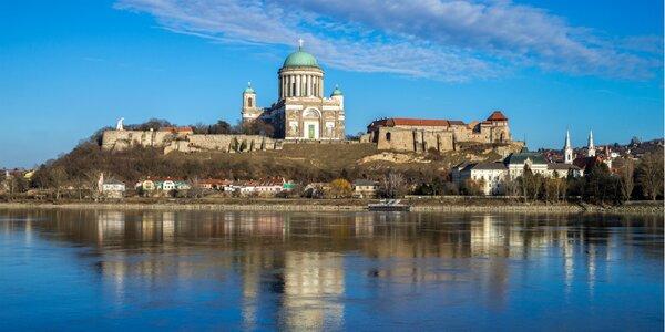 Ostrihom, Višegrad, Budapešť