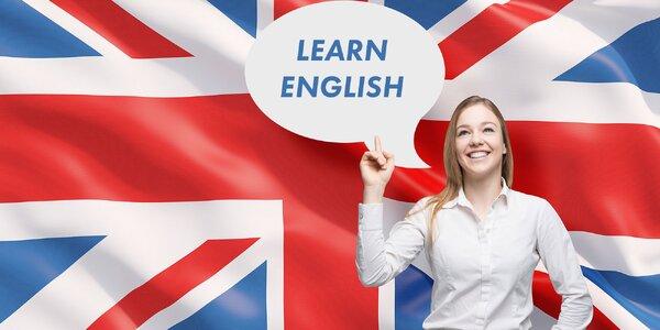 3-mesačný konverzačný kurz angličtiny