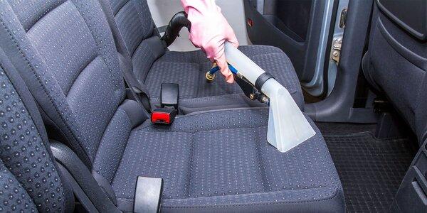 Mobilné čistenie parou - priamo k Vám