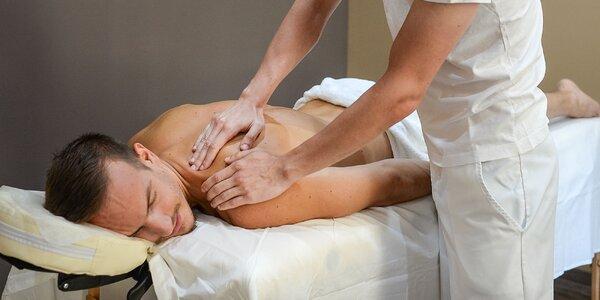 Víkendová klasická alebo športová masáž