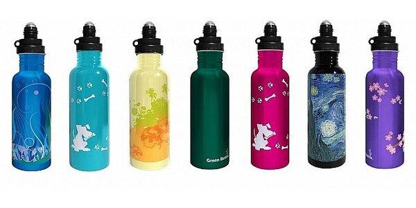 Doggie Green Bottle - Fľaše pre psy
