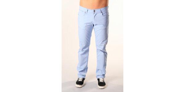 Pánske svetlo modré nohavice SixValves