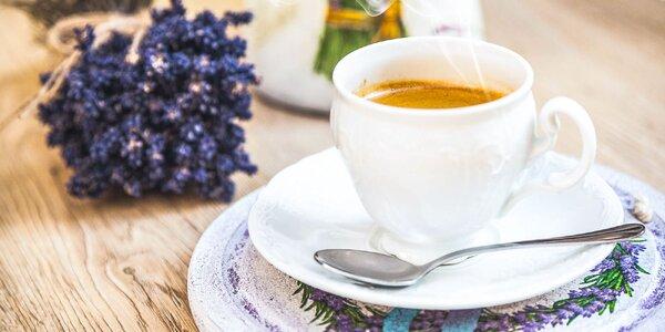 Bio káva - etiópska, francúzska, levanduľová!