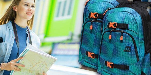Jednokomorový batoh Alpine Pro