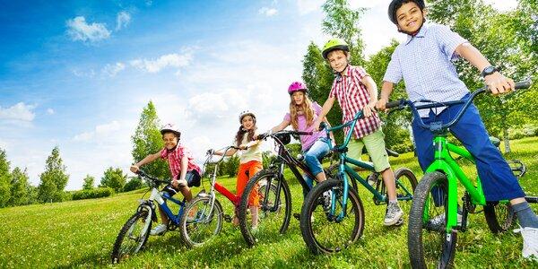 Adrenalínový cyklistický tábor FunnySport+
