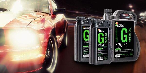 Inovatívny motorový olej z Nemecka