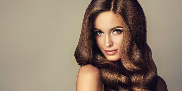 Profesionálny strih alebo farbenie vlasov