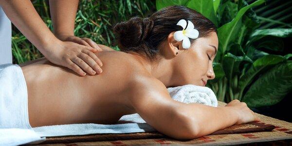 Reflexná i myofasciálna masáž či lymfodrenáž!