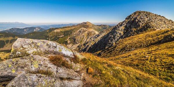 Pobyt pre rodinu a partiu v Nízkych Tatrách
