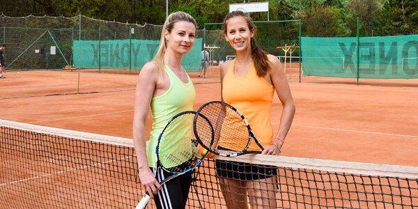 6-týždňový kurz tenisu pre začiatočníkov