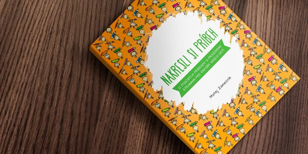 Kniha pre deti: Nakresli si príbeh