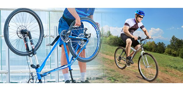 Kompletný servis bicykla
