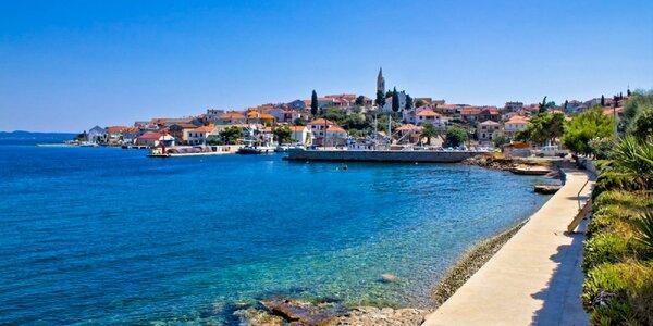 Rodinná dovolenka na ostrove v Chorvátsku