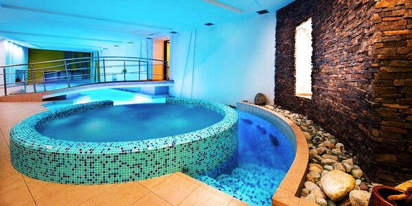 Jar a Leto v Hoteli HILLS**** s wellness a aquaparkom