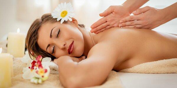 Uvoľňujúca klasická alebo celotelová masáž