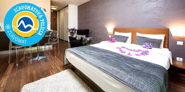 Luxus, wellness a pohoda v Hoteli FIS Jasná ****