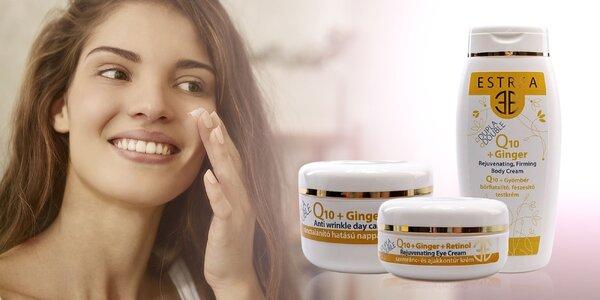Kozmetika so zázvorom alebo bambuckým maslom
