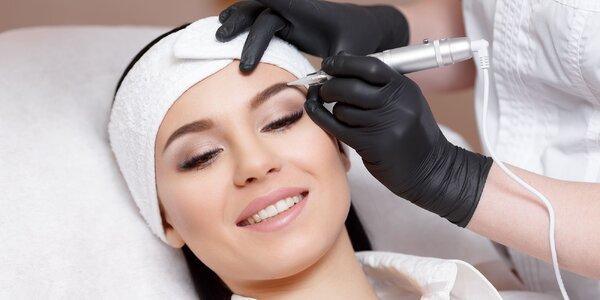 Permanentný make up: obočie, oči i pery