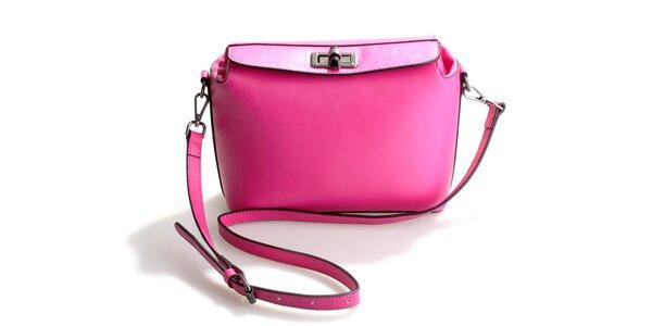 Dámska ružová kabelka Belle&Bloom
