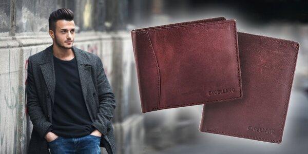 Elegantná pánska peňaženka Excellanc
