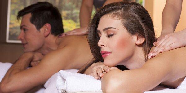 Senzuálna masáž pre dámy alebo pre páry