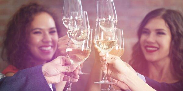 Ochutnávky juhoamerických, rakúskych, slovenských a aj moravských vín