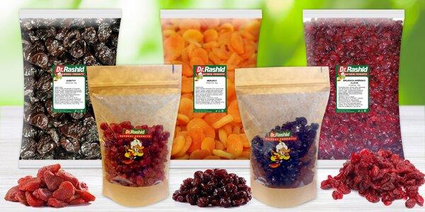 Balíček sušeného ovocia plného vitamínov