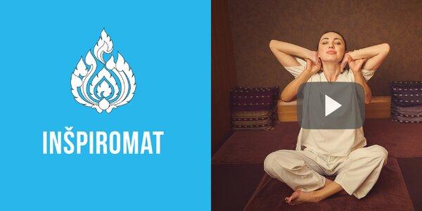 Objavte kúzlo thajských masáží