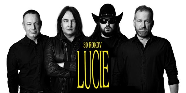 Jediný koncert LUCIE na Slovensku v roku 2017!