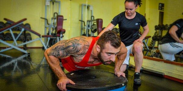Tréningy s osobnou trénerkou