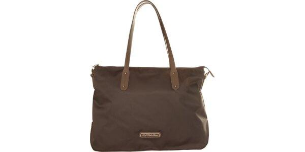 Dámska hnedá kabelka U.S. Polo