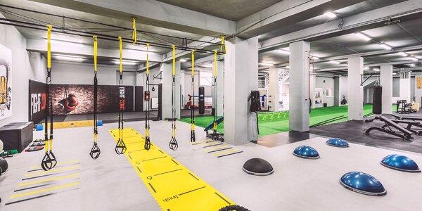 Neobmedzený vstup do Pro Workout Gym