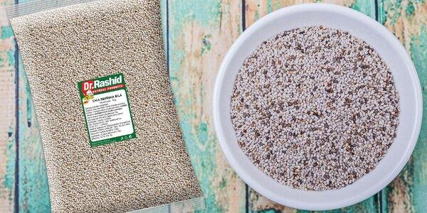 Zdroj živín pre vaše zdravie: biele chia semiačka