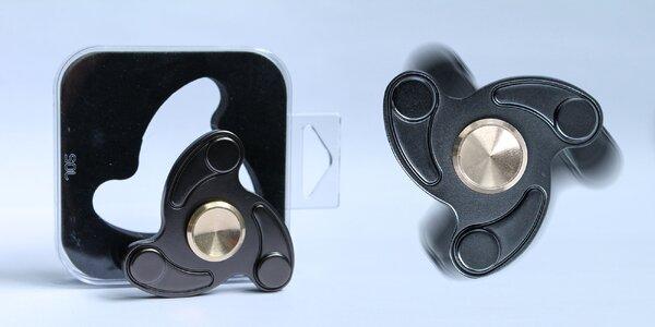 Elegantný Fidget Spinner z hliníkovej liatiny