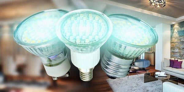LED žiarovky - 3 typy závitu