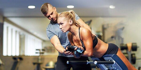 Tréningy s osobným trénerom