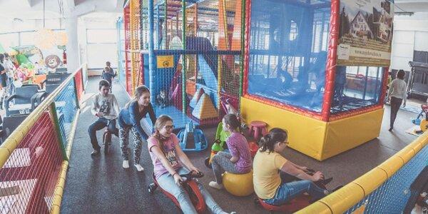 Denný letný tábor v Hopilande alebo jednorazový vstup