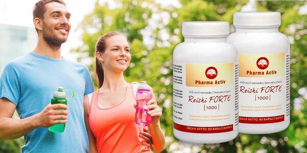 Výživový doplnok: Reishi FORTE 1000