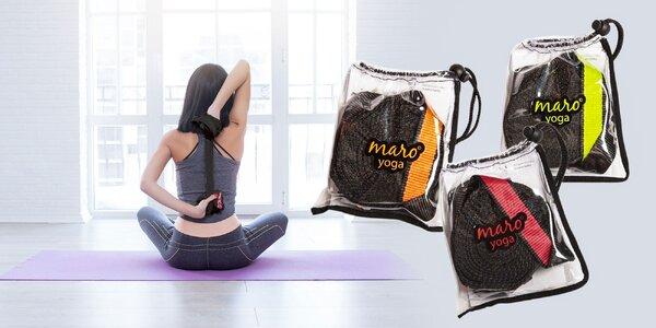 Popruhy na cvičenie jogy Maro