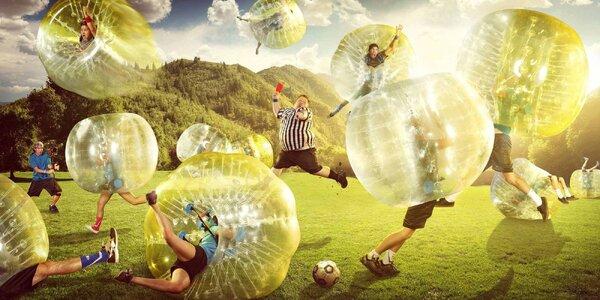 Super zábava s Bubble Ball v Sade Janka Kráľa