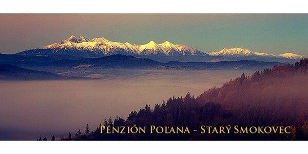 Vysoké Tatry - Penzión Poľana***