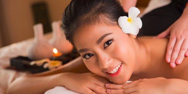 Tradičná alebo aromatická thajská masáž v Prievidzi