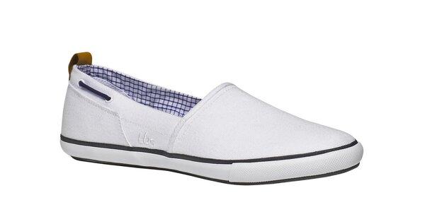 Pánske biele topánky TBS