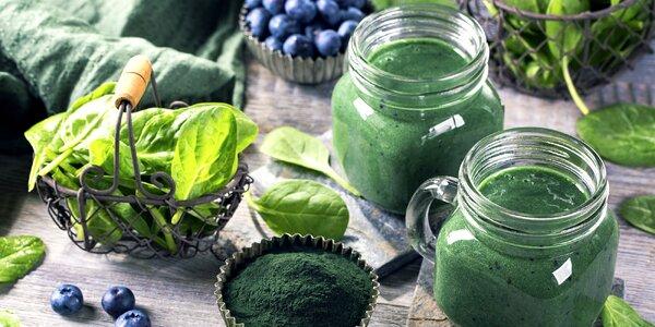 Spirulina: výživový doplnok plný živín