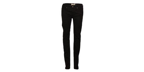 Dámske čierne džínsy Eleven Paris