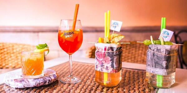 Letné osvieženie s (ne)alko drinkami