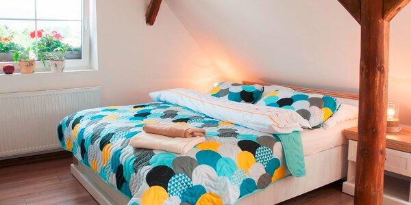 Štýlové ubytovanie, rodinná atmosféra na Liptove