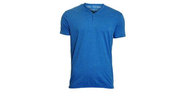 Pánske svetlo modré tričko Chaser